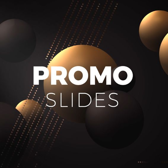 Spheres Product Promo