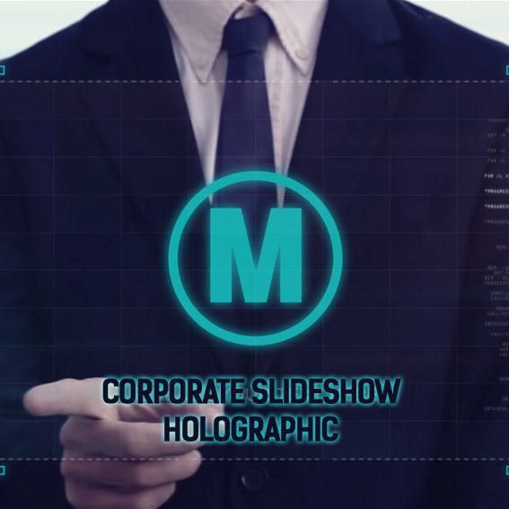 Holographic Corporate Slideshow